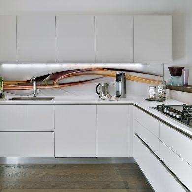 fala szkło do kuchni